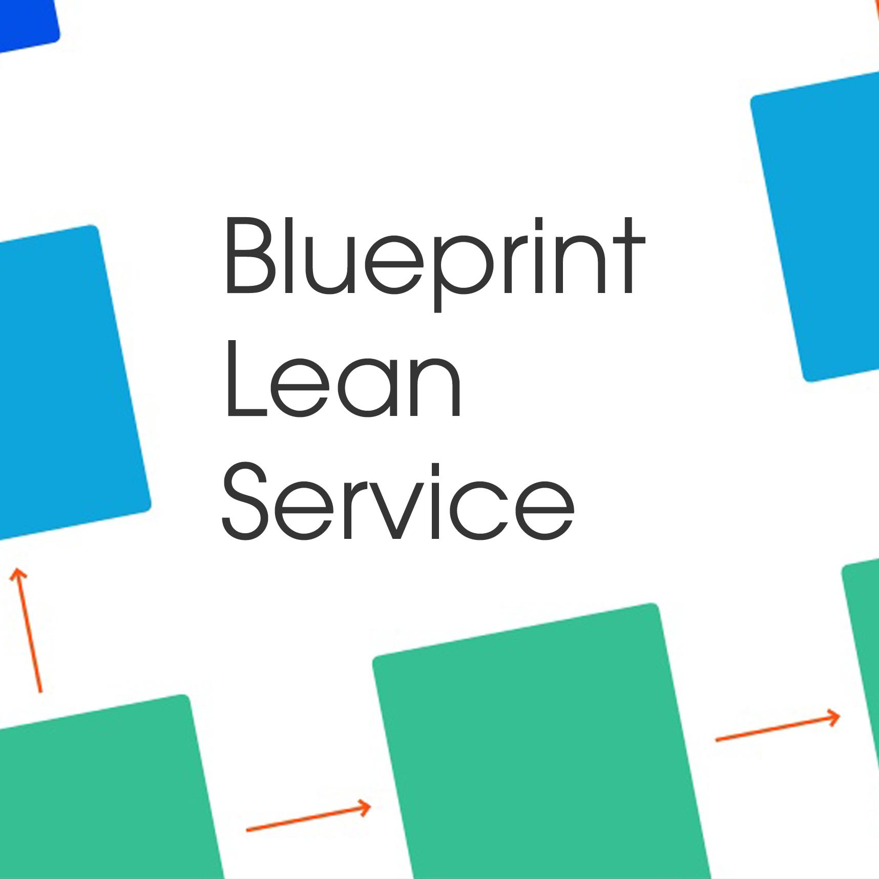 ¿Cómo optimizar el Service Blueprint?